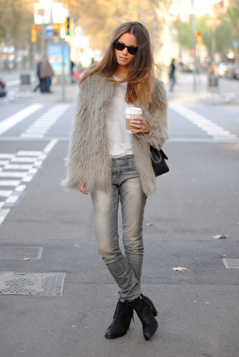 gray street style, gray fashion, gray inspiration (11)