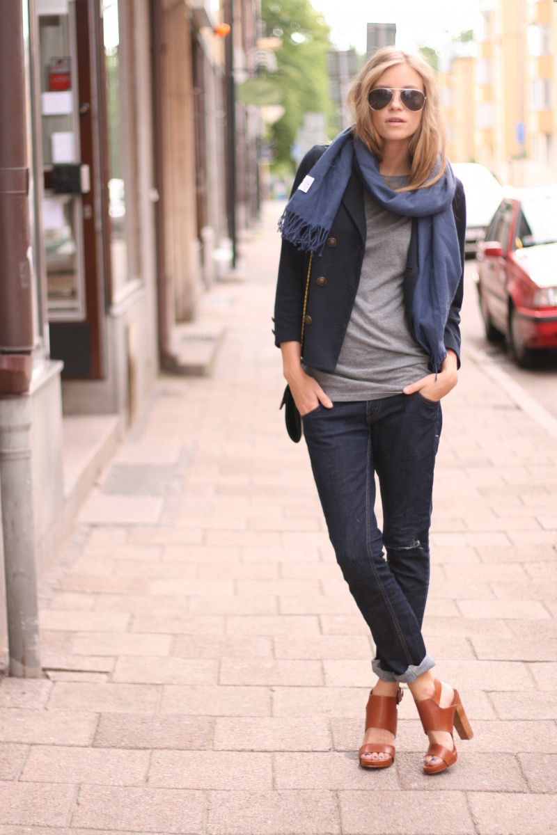 gray street style, gray fashion, gray inspiration (10)