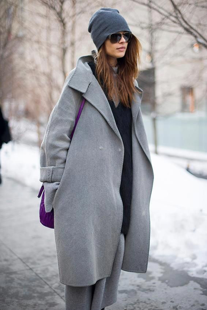 gray street style, gray fashion, gray inspiration (22)