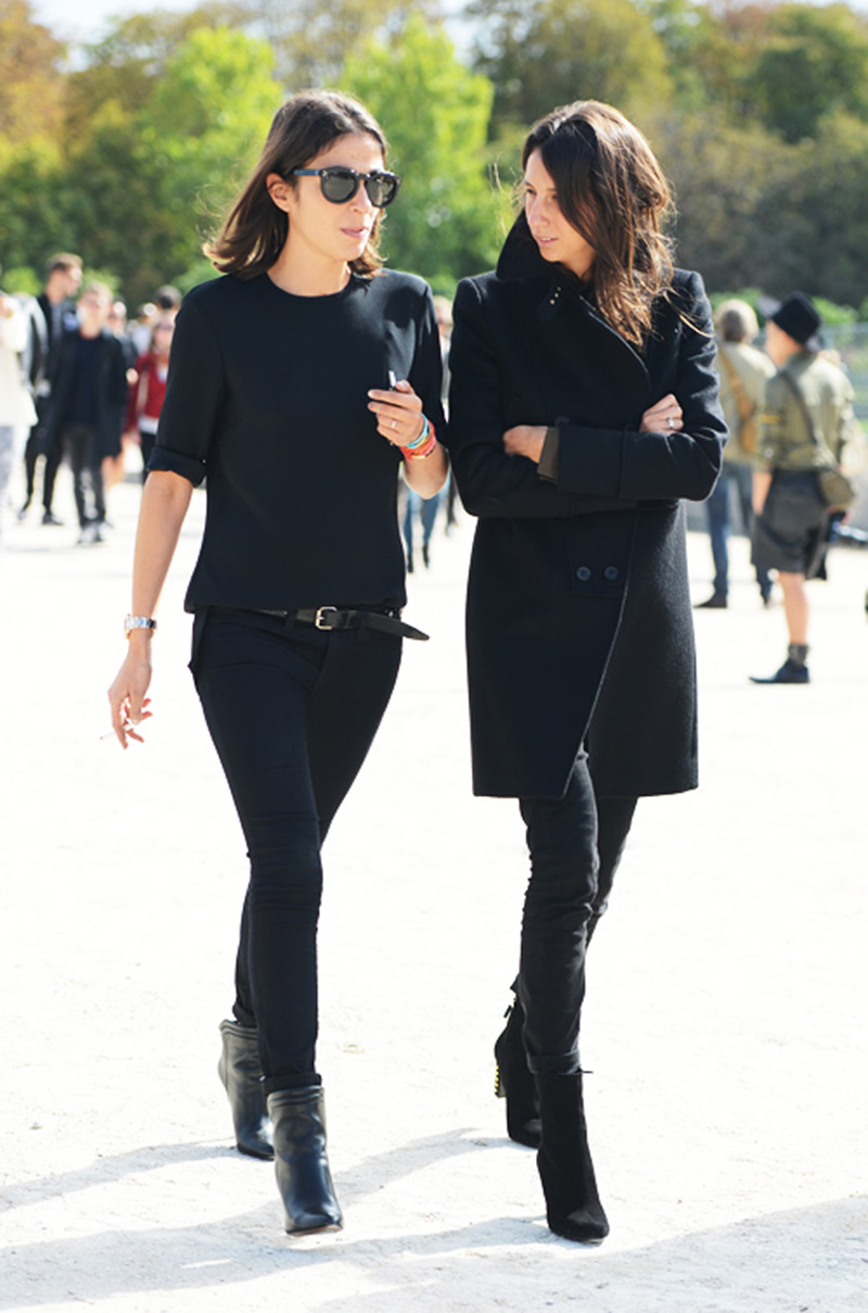black inspiration, black street style, all black (1)