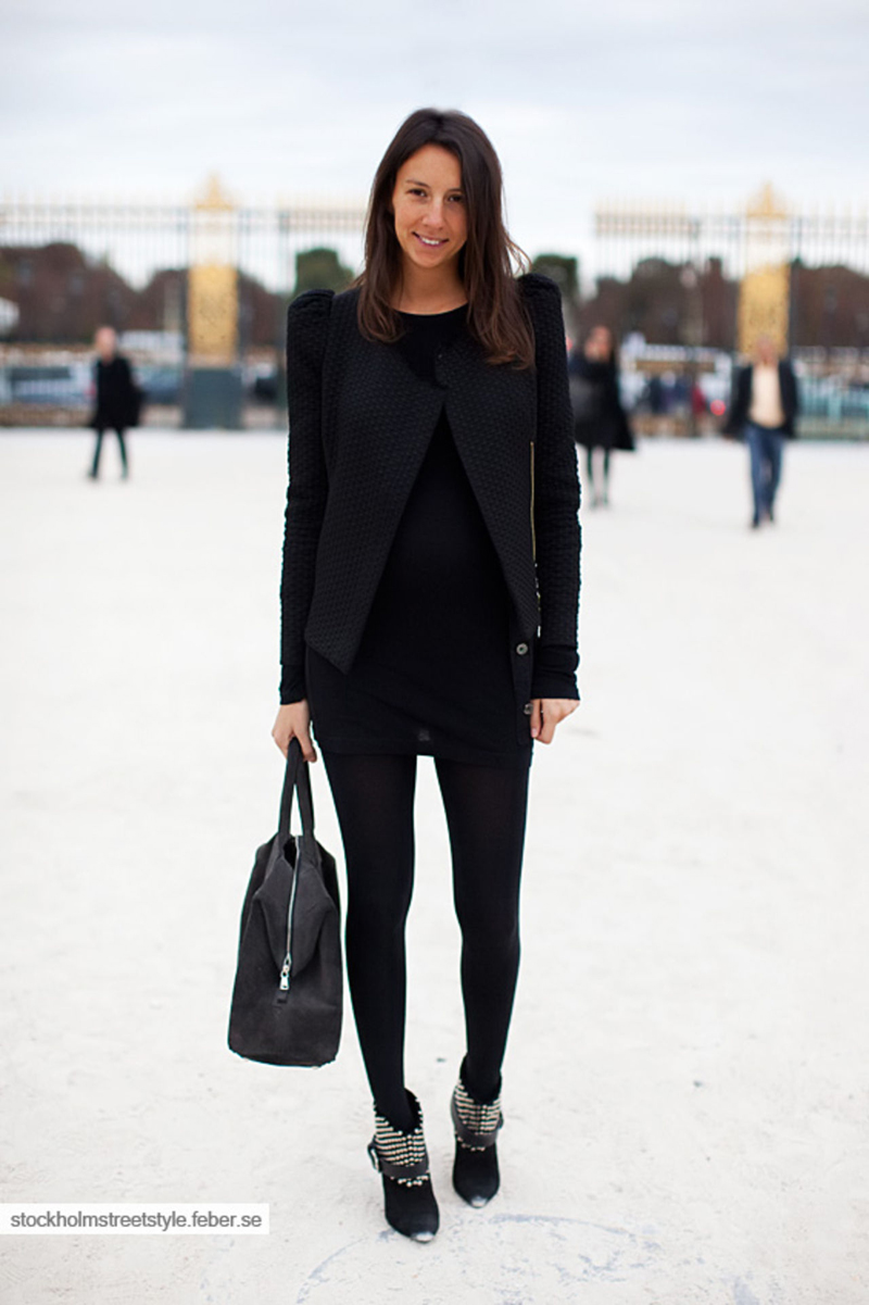 black inspiration, black street style, all black (27)