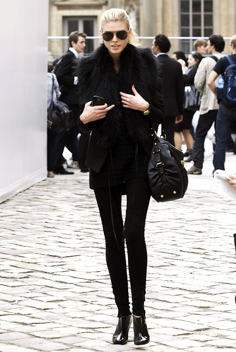 black inspiration, black street style, all black (24)
