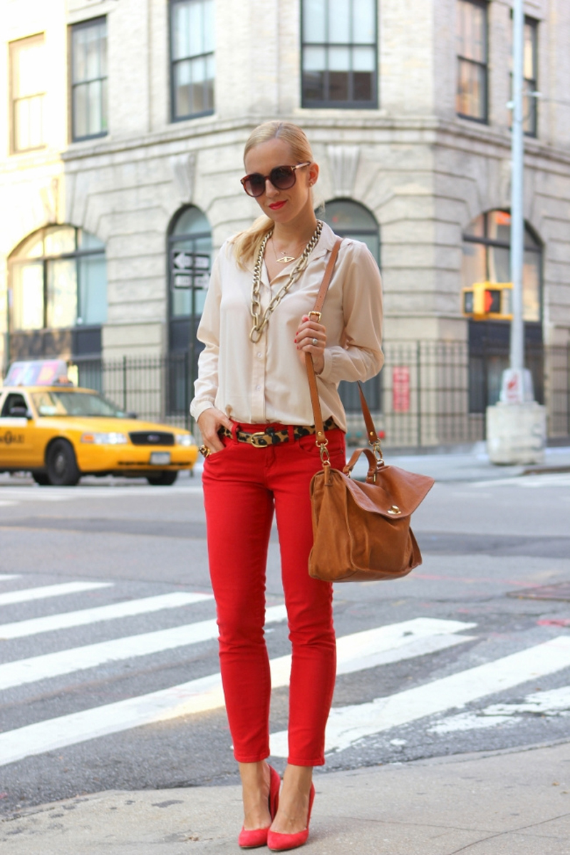 red street style, red fashion inspiration (17)