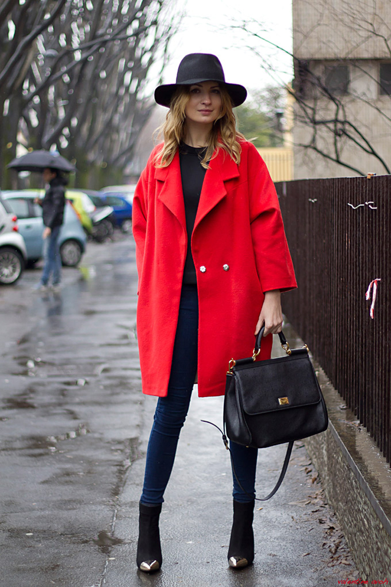 red street style, red fashion inspiration (1)