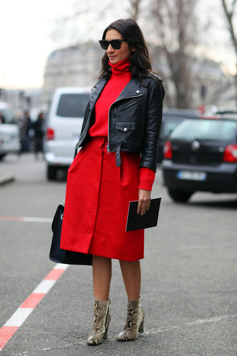 red street style, red fashion inspiration (14)