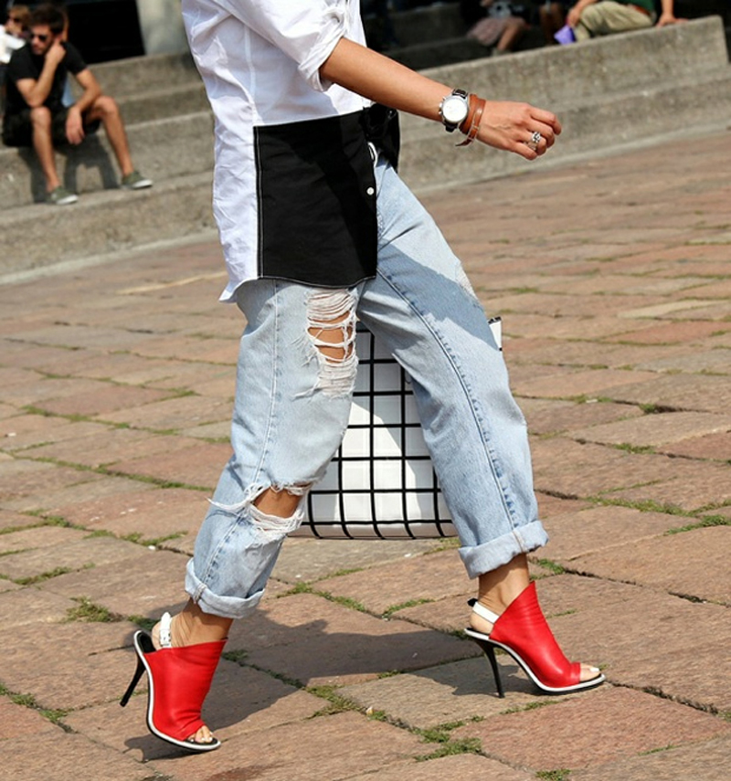 red street style, red fashion inspiration (10)