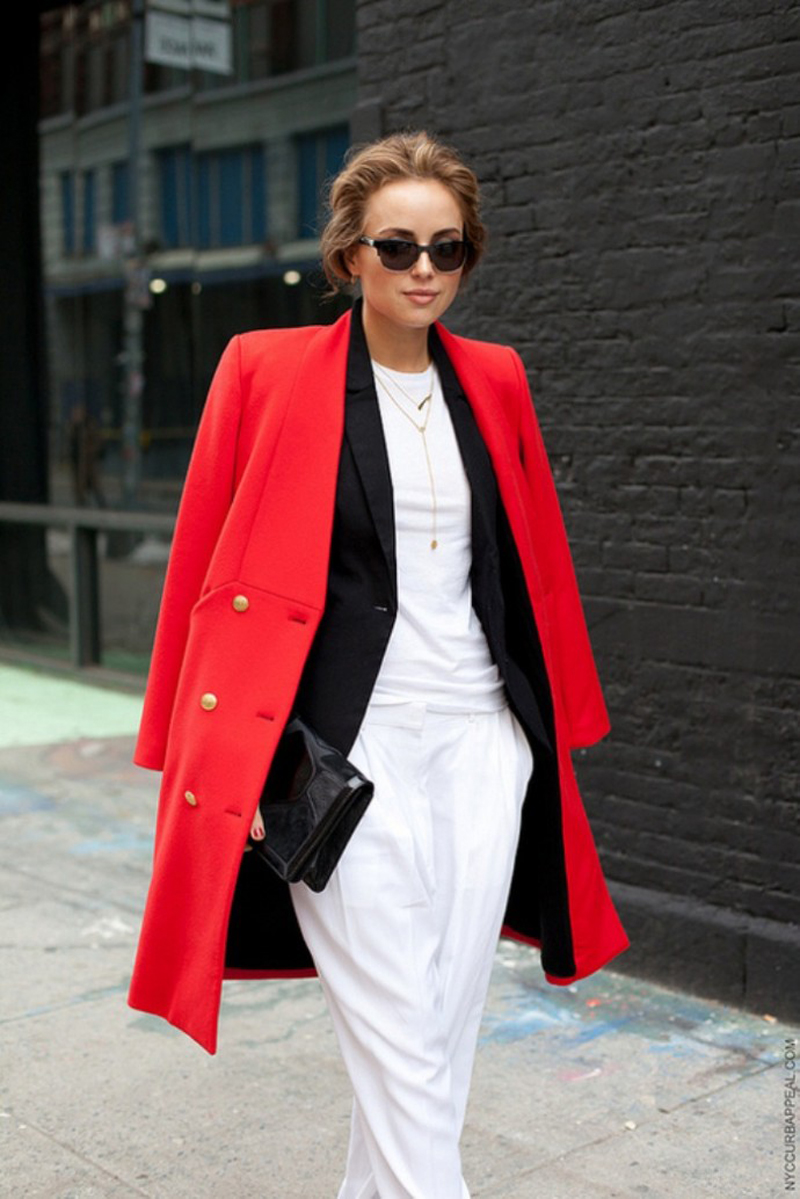 red street style, red fashion inspiration (5)