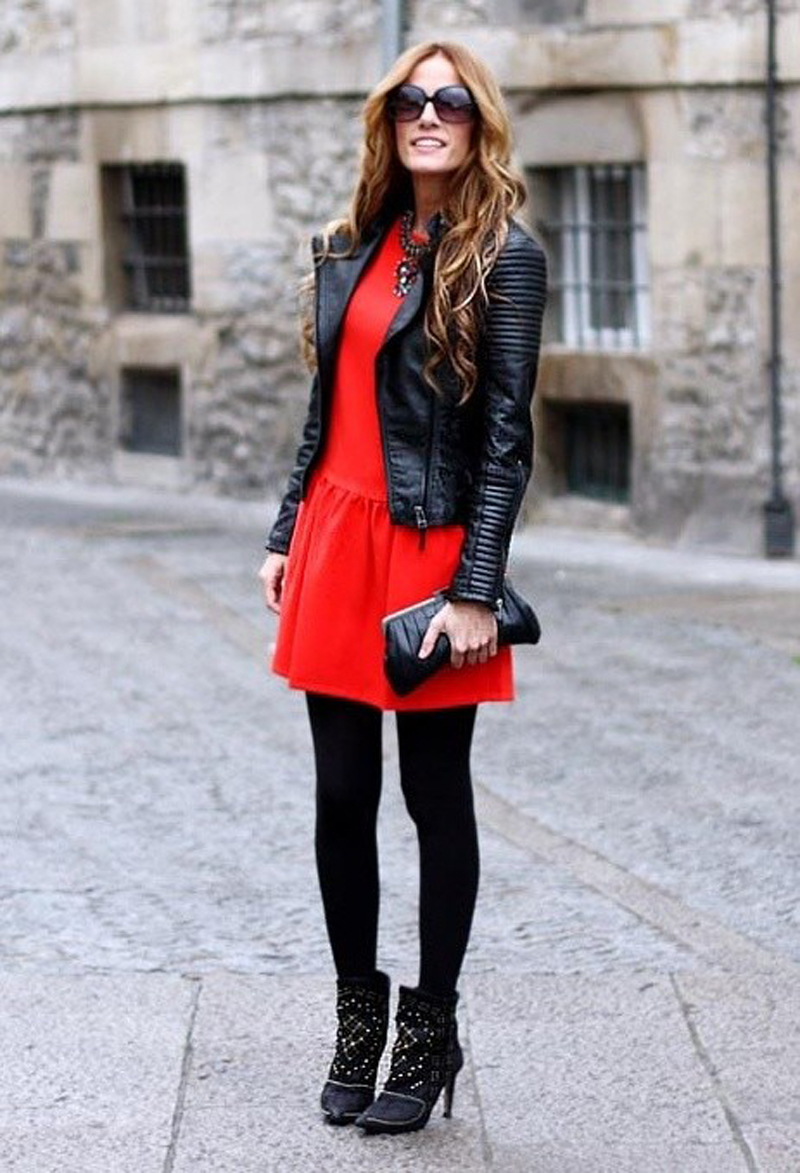 red street style, red fashion inspiration (2)