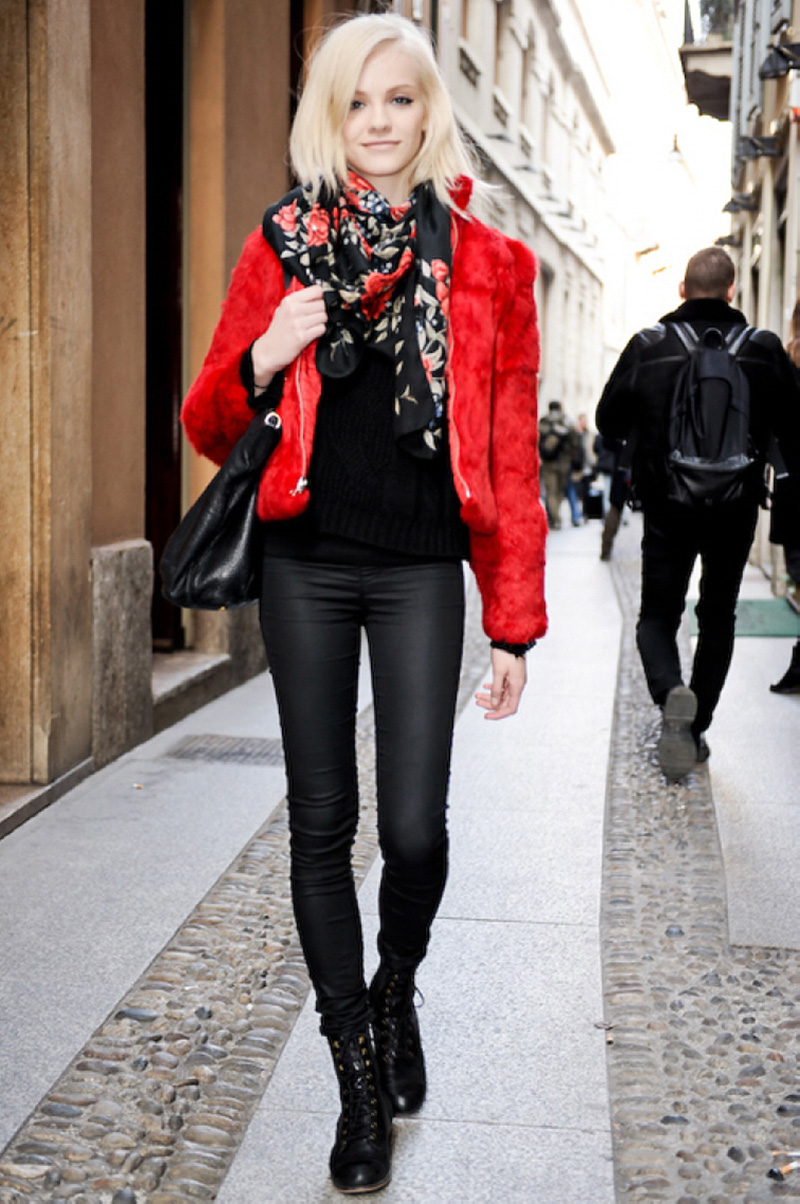 red street style, red fashion inspiration (27)