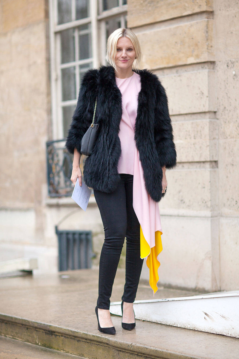 paris couture spring 2014, paris couture street style, paris couture spring 2014 (8)