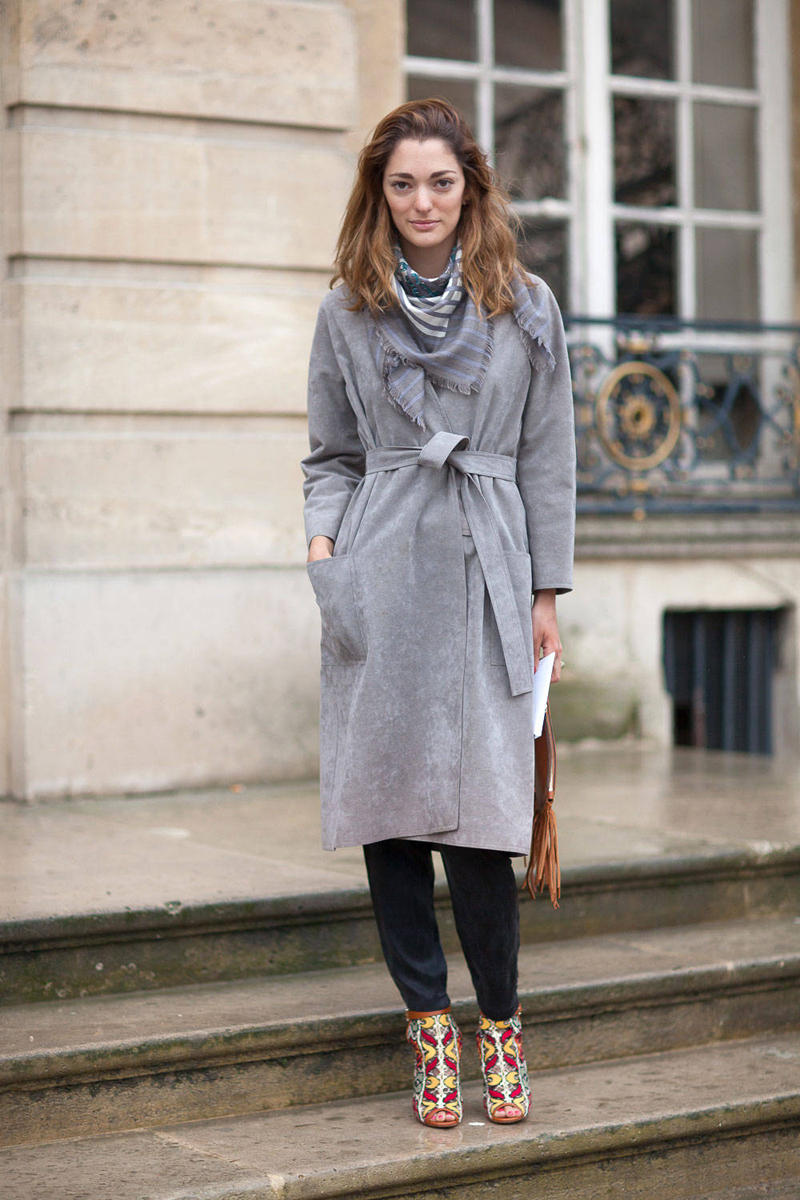paris couture spring 2014, paris couture street style, paris couture spring 2014 (7)