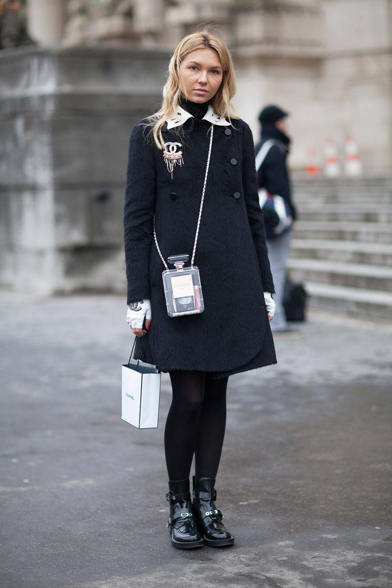 paris couture spring 2014, paris couture street style, paris couture spring 2014 (4)