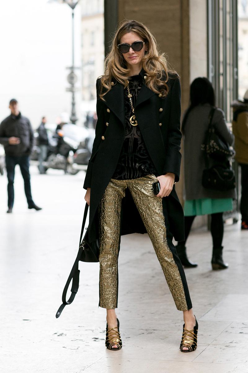 paris couture spring 2014, paris couture street style, paris couture spring 2014 (8)