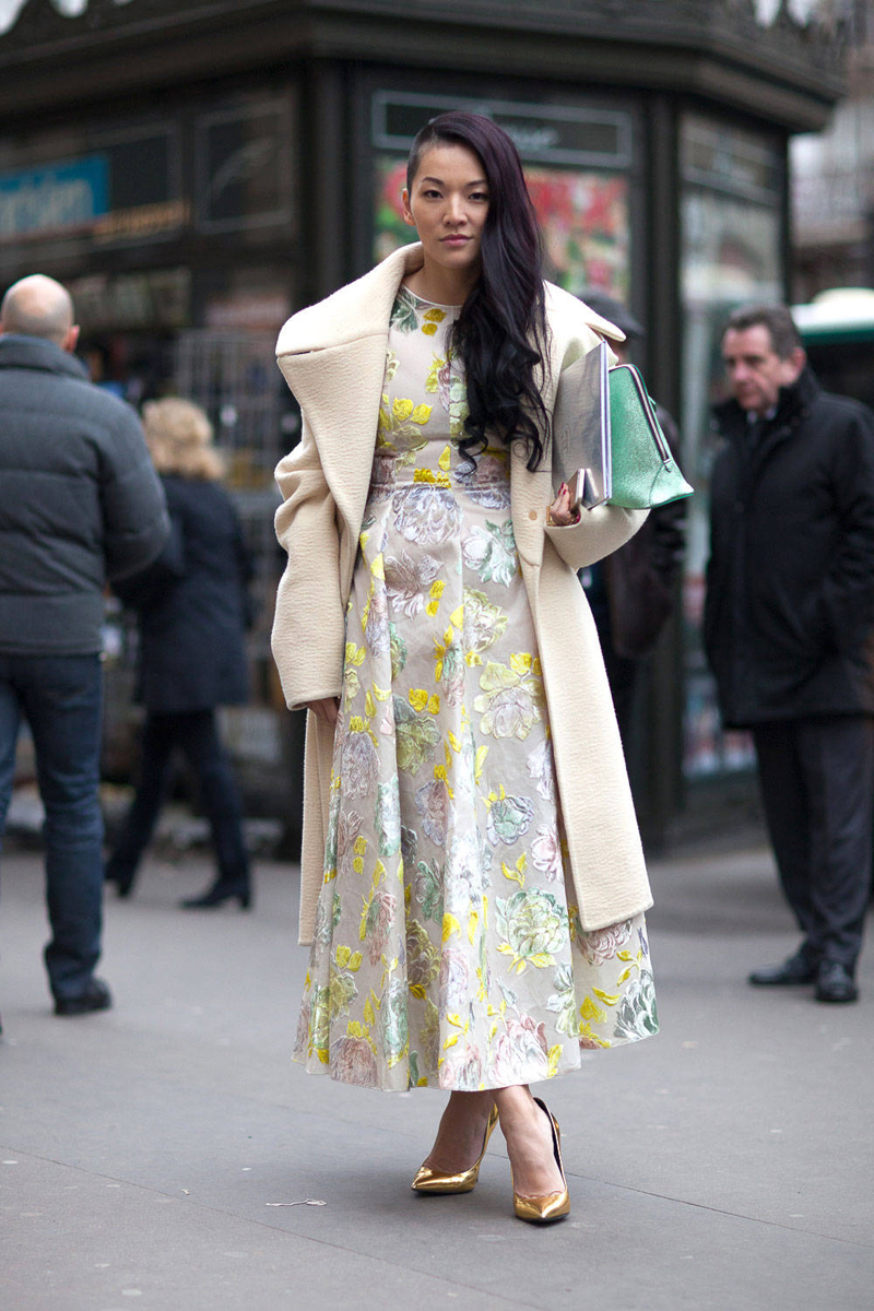 paris couture spring 2014, paris couture street style, paris couture spring 2014 (2)