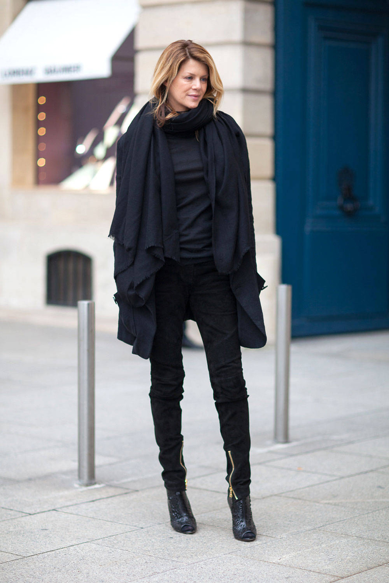 paris couture spring 2014, paris couture street style, paris couture spring 2014 (11)