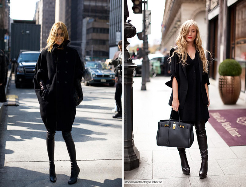 how to wear || THIGH HIGH BOOTS | Chic obsession