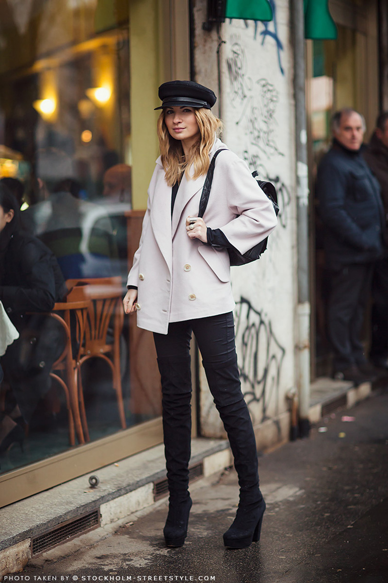 thigh high boots, thigh high boots street style, (11)
