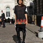 thigh high boots, thigh high boots street style, (2)