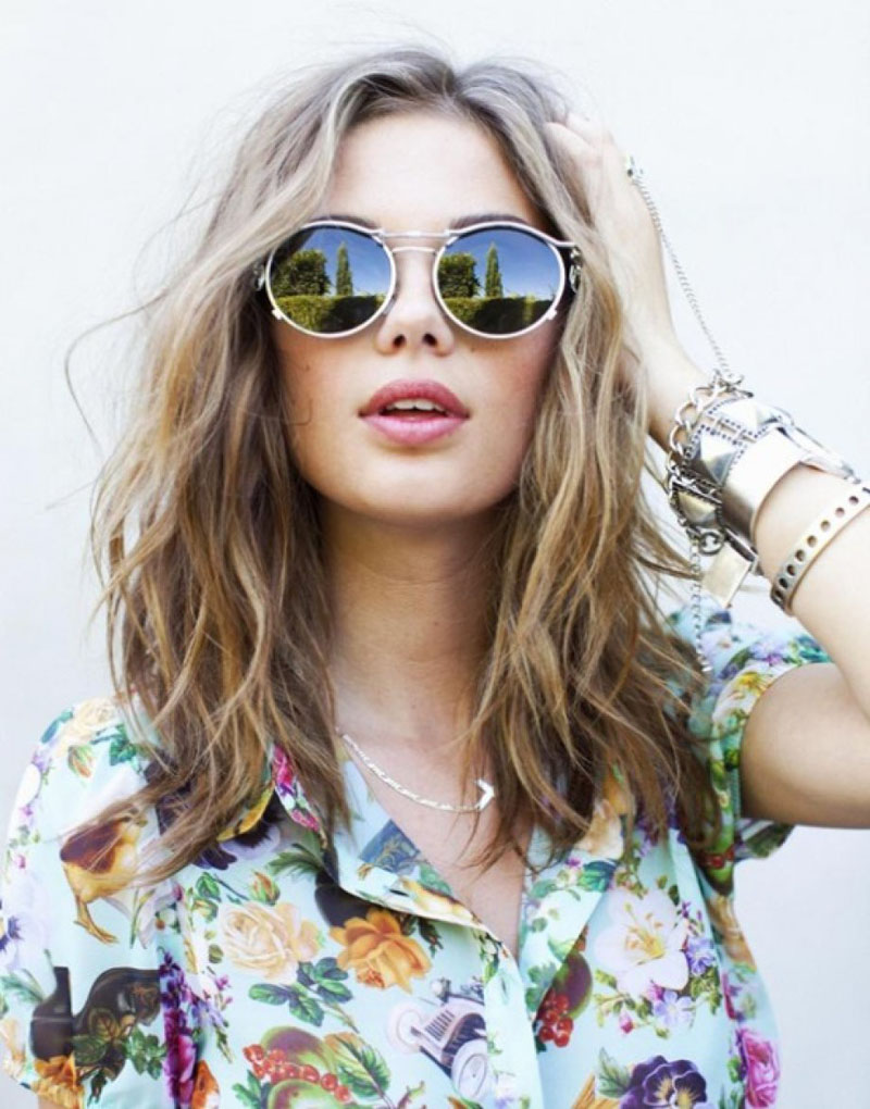 round sunglasses, round sunglasses trend, round sunglasses 2014 (17)