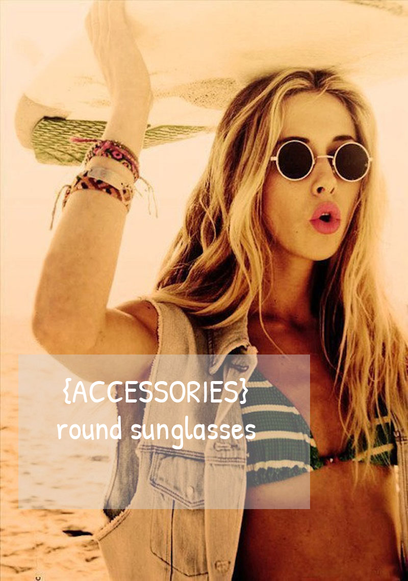 round sunglasses, round sunglasses trend, round sunglasses 2014 (1)