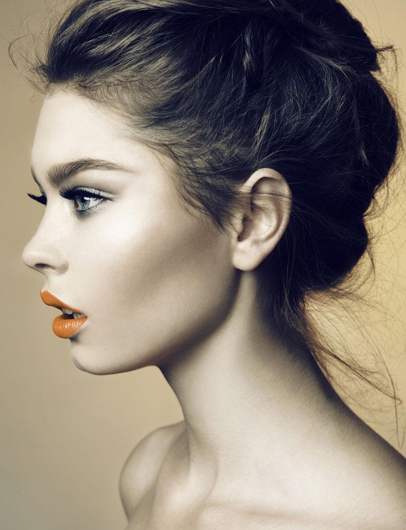 orange lips, orange lips trend (22)