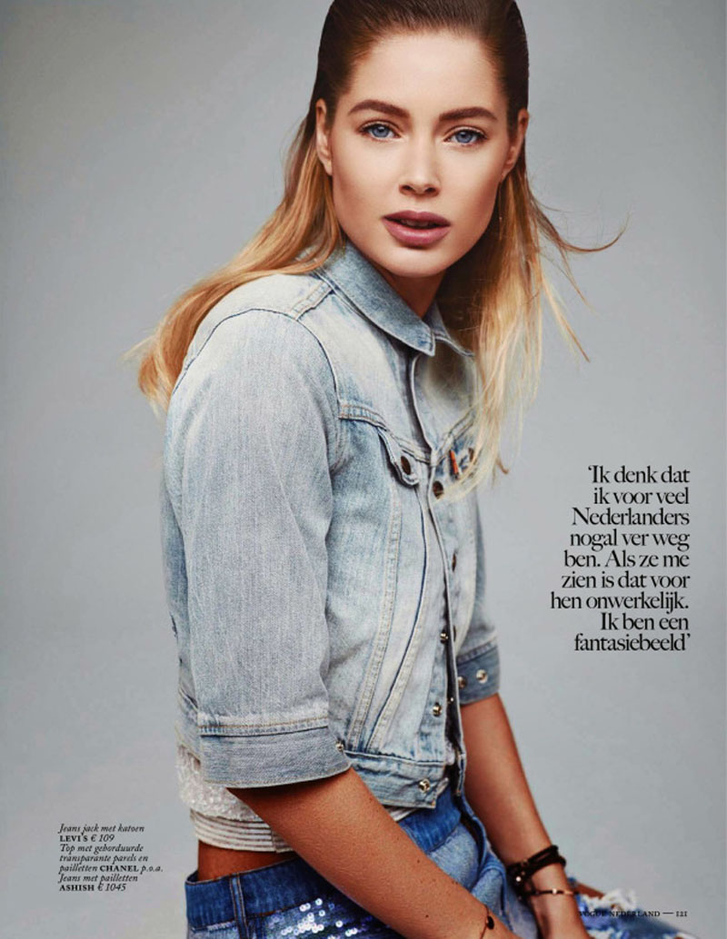 doutzen kroes editorial, doutzen kroes, doutzen kroes vogue (4)