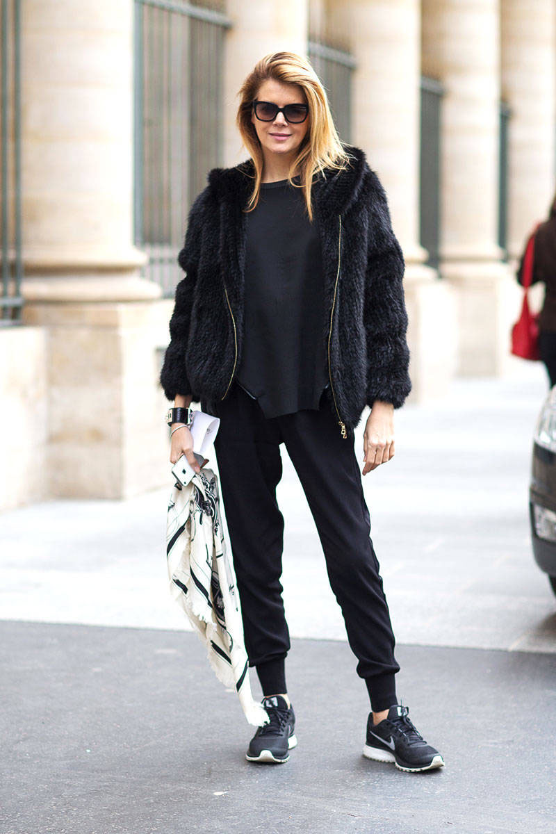 paris fashion week, fashion week aw14, paris street style, paris fashion week aw14 (20)