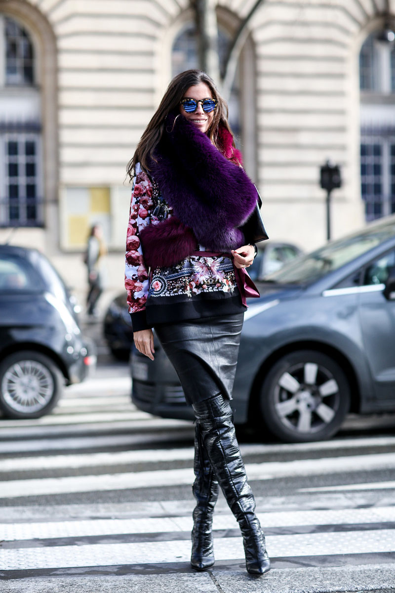 paris fashion week, fashion week aw14, paris street style, paris fashion week aw14 (15)