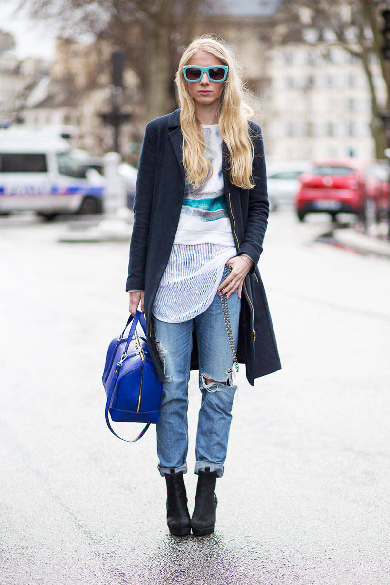 paris fashion week, fashion week aw14, paris street style, paris fashion week aw14 (22)