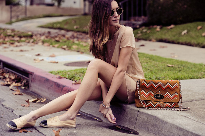 chanel espadrilles, chanel espadrilles street style (11)