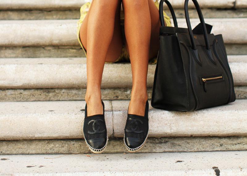chanel espadrilles, chanel espadrilles street style (14)