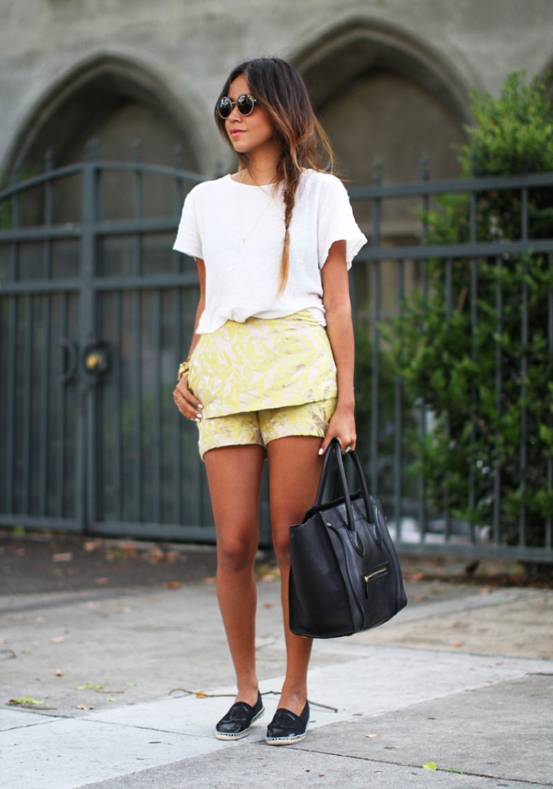 chanel espadrilles, chanel espadrilles street style (16)