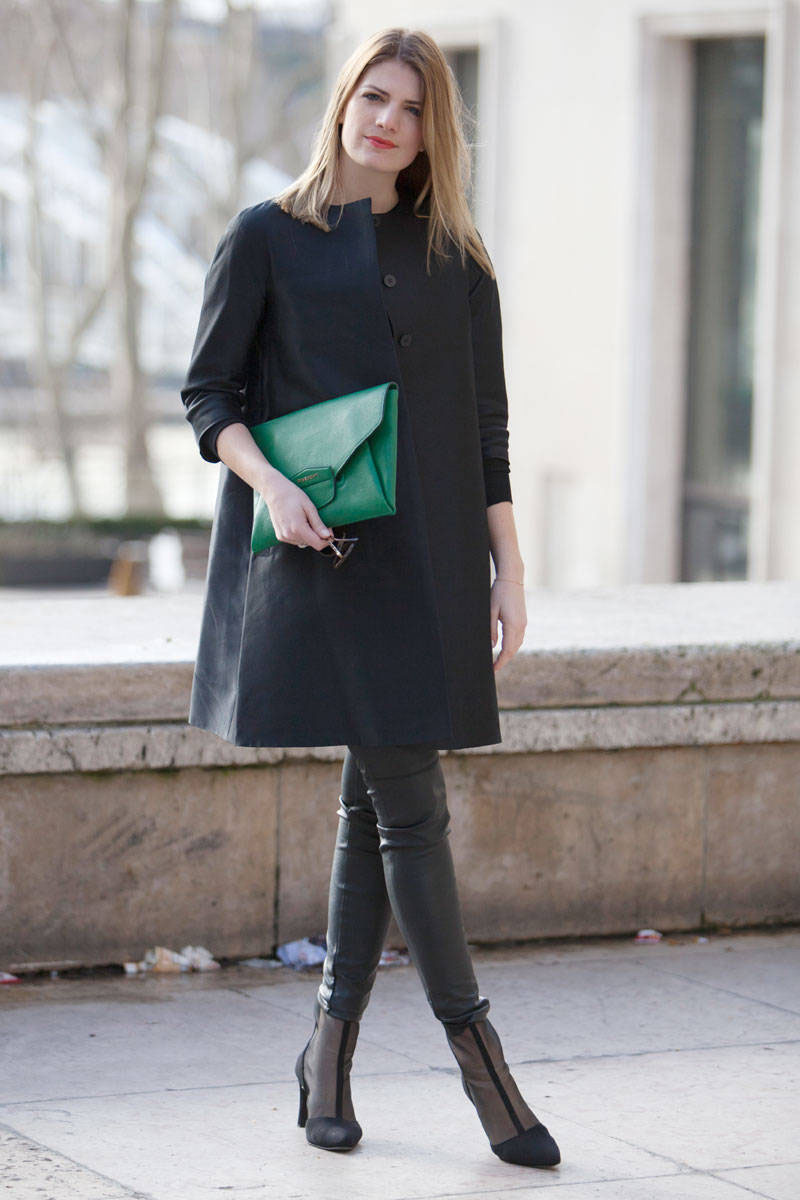 paris fashion week, fashion week aw14, paris street style, paris fashion week aw14 (23)