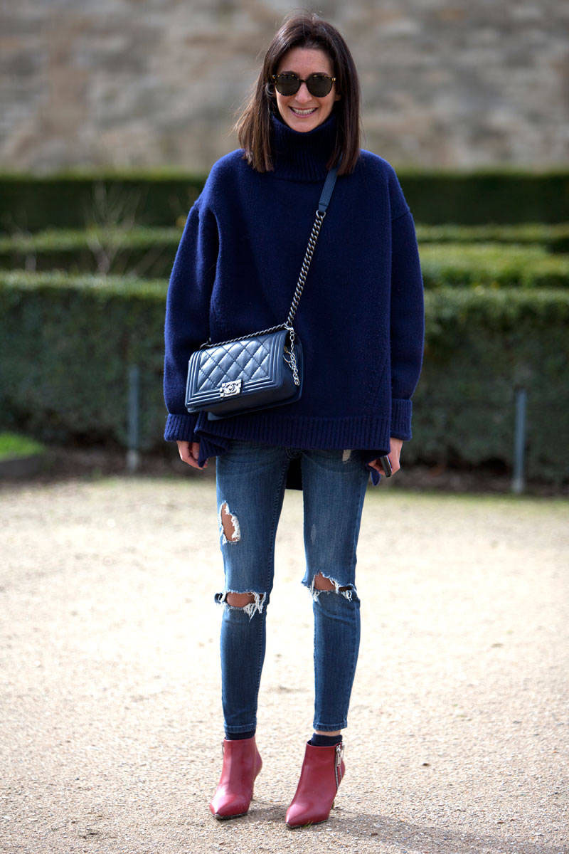 paris fashion week, fashion week aw14, paris street style, paris fashion week aw14 (20)
