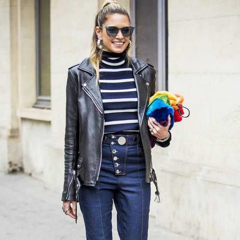 How To Wear Scrunchies Without Feeling Like You've Popped Straight Outta The 90's (3)