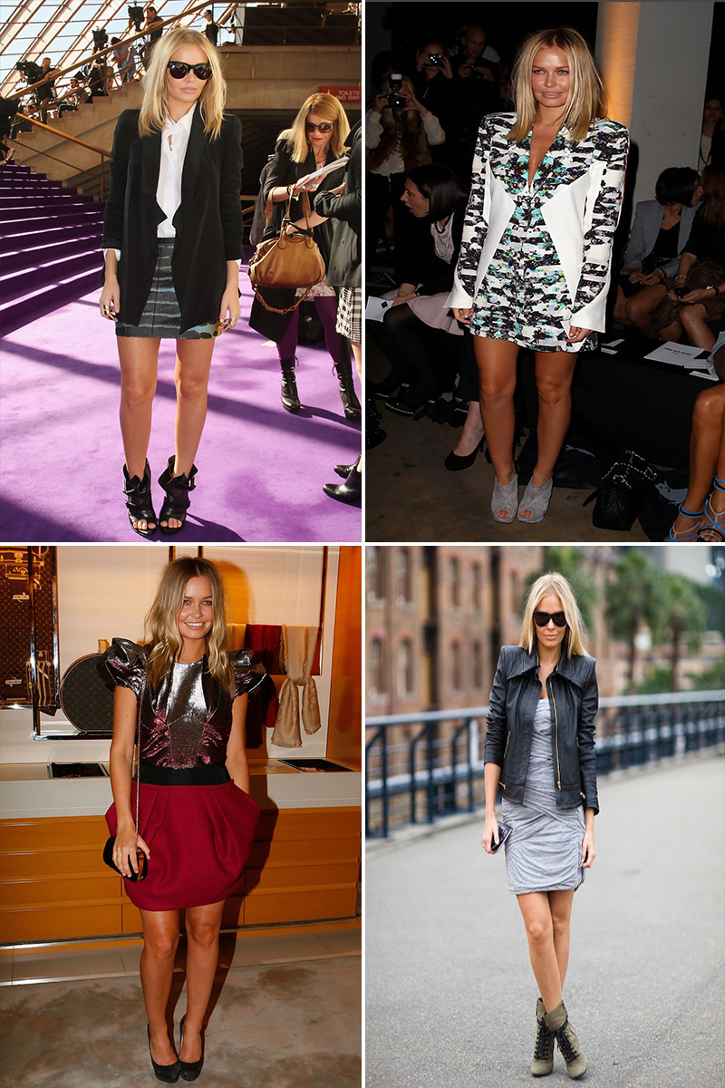 Lara bingle, lara bingle style, lara bingle fashion icon