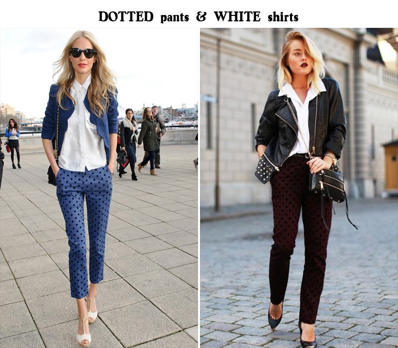 poppy delevingne style, angelika blick style, polka dots inspiration,