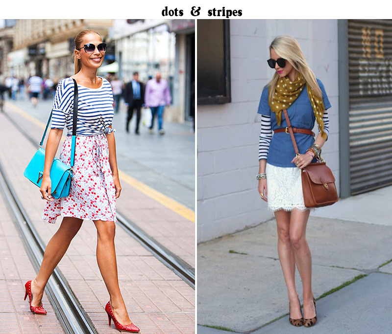 dots and stripes, dots and stripes inspiration