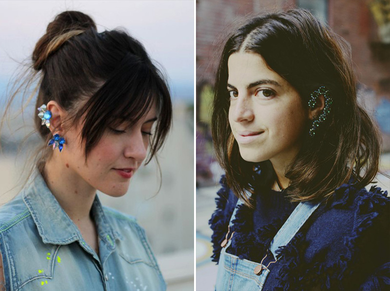 ear cuff trend, ear cuffs, ear cuff style, ear cuff inspiration (23)