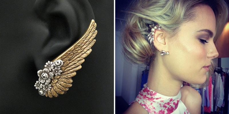ear cuff trend, ear cuffs, ear cuff style, ear cuff inspiration (22)
