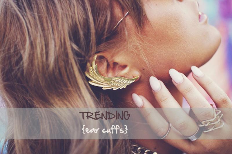ear cuff trend, ear cuffs, ear cuff style, ear cuff inspiration (14)