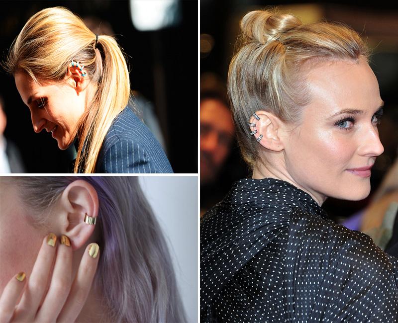 ear cuff trend, ear cuffs, ear cuff style, ear cuff inspiration (25)