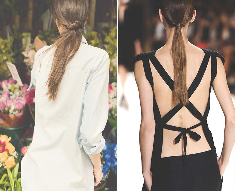 ponytails fashion, ponytails style, ponytails hairstyles (47)