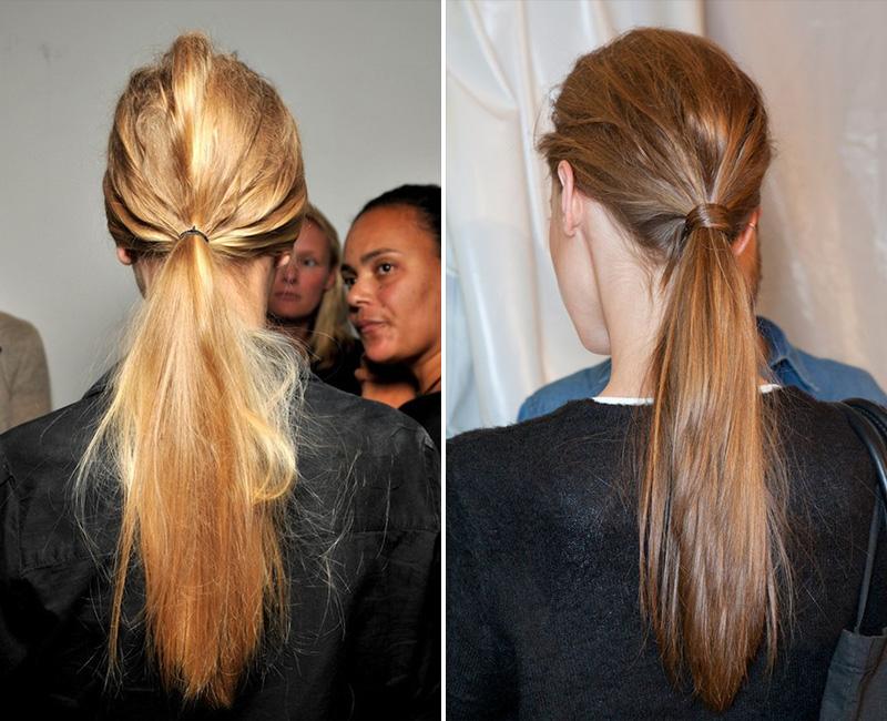 ponytails fashion, ponytails style, ponytails hairstyles (44)