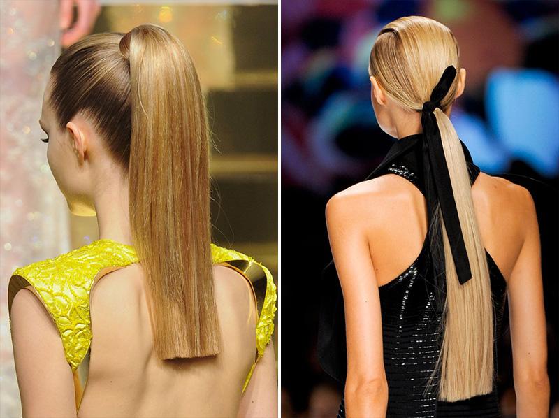 ponytails fashion, ponytails style, ponytails hairstyles (42)