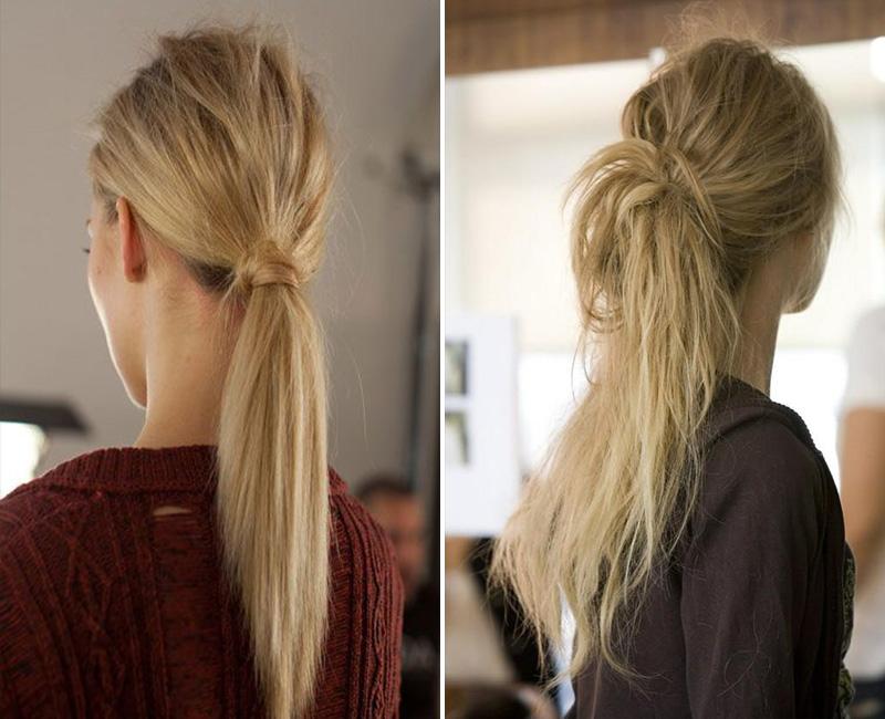 ponytails fashion, ponytails style, ponytails hairstyles (38)