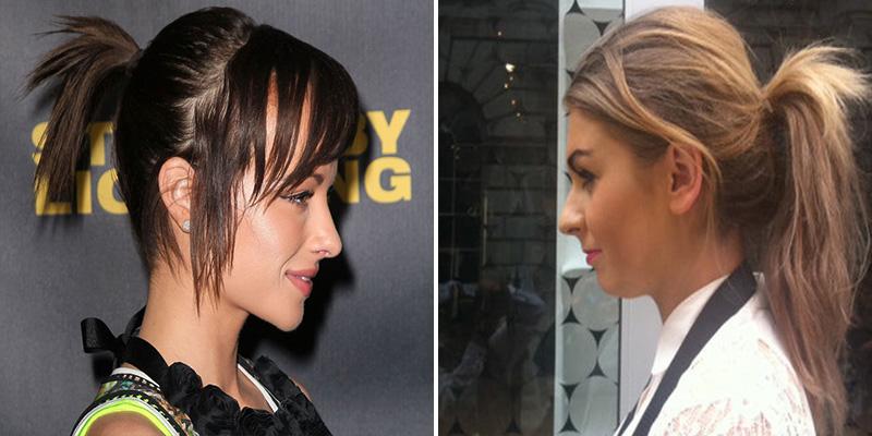 ponytails fashion, ponytails style, ponytails hairstyles (33)
