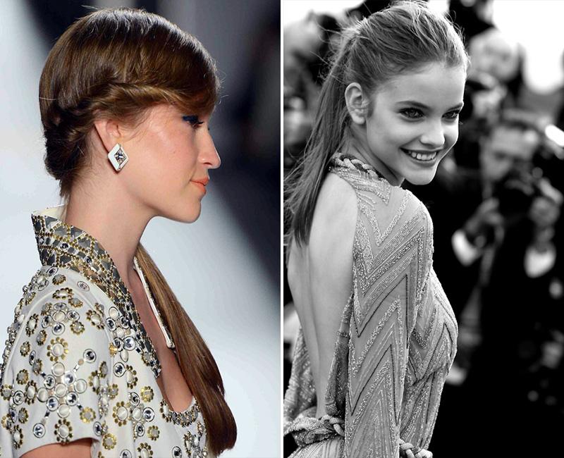 ponytails fashion, ponytails style, ponytails hairstyles (19)