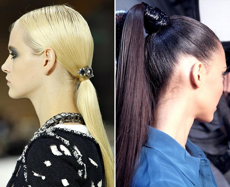 ponytails fashion, ponytails style, ponytails hairstyles (15)