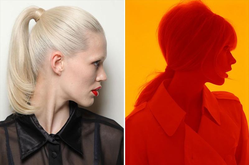 ponytails fashion, ponytails style, ponytails hairstyles (6)